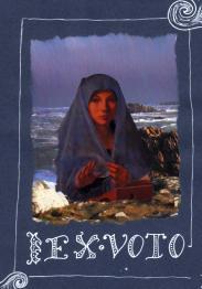 ex-voto, femme bleue
