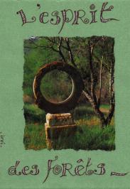 l'esprit des fôrets... anneau de pierre