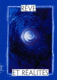 rêve et réalité... spirale et poissons bleu