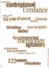 Poème rasoir - 122 rumeurs